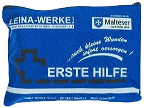 Leina Werke REF 50001 BL Mobiles Erste-Hilfe-Set Leina-Werke GmbH