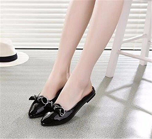 Chaussons Chaussons Sandales Mesdames Chaussures Pantoufles Pantoufles Sandales ExRn68Iq6
