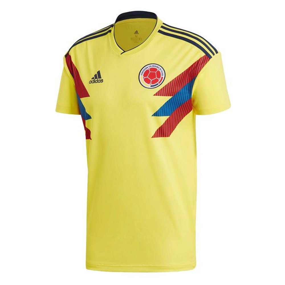 2018-2019 Colombia Away Adidas Football Soccer T-Shirt Camiseta (Radamel Falcao 9): Amazon.es: Deportes y aire libre