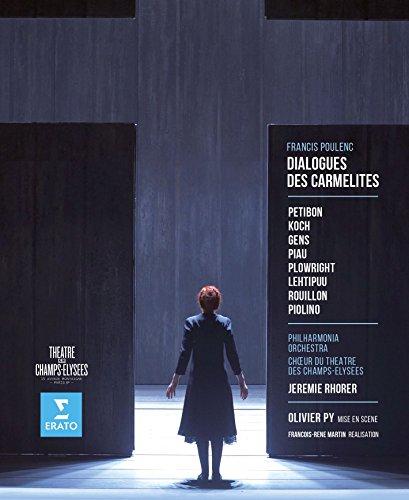 (Poulenc: Dialogues des Carmelites (BluRay) [Blu-ray])