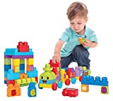 Mega Bloks First Builders 123 Learning Train (Discontinued by manufacturer)