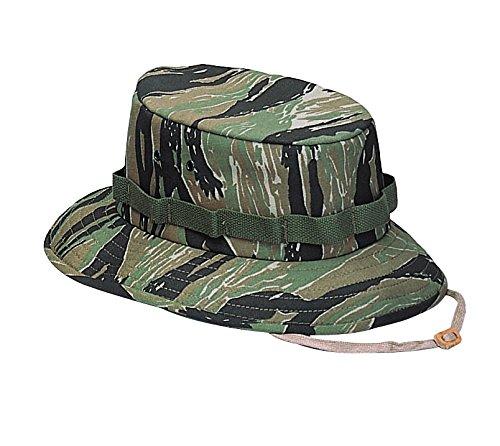 (Rothco Jungle Hat, Tiger Stripe, X-Large)