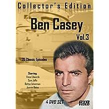 Ben Casey- TV Series- 20 Classic Episodes-4 Disc Set-Volume THREE