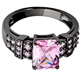 B-Star-Black-Gold-Filled-Rings-With-Pink-Sapphire-Zircon-Size-6-10