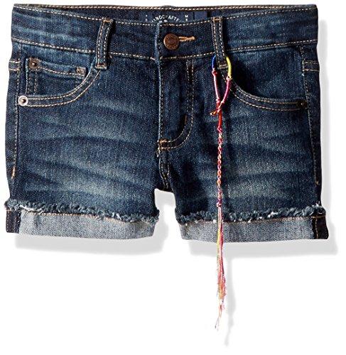 Lucky Brand Girls' Toddler Short, Riley Barrier wash, 3T