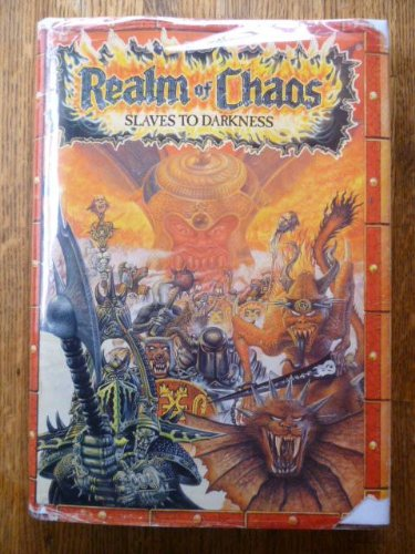 Realm of Chaos Slaves to Darkness (Warhammer Fantasy Battle)