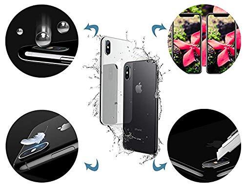 [2 - Pack] Galaxy S1 Tempered Glass Screen Protector, Huritan - 9H Hardness,Anti-Fingerprint,Ultra-Clear 12.07