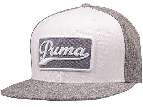 Puma Greenskeeper Lifestyle Cap Basecap Damen Herren grau one size