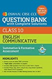 Oswaal CBSE CCE Question Bank with Complete Solutions for Class 10 Term I (April to Sep. 2016) English Communicative (Old Edition)