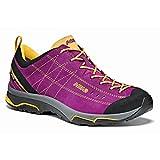 Asolo Women's Nucleon GV Hiking Shoe Verbena/Yellow - 6.5