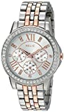 Relic Women's 'Layla' Quartz Metal and Alloy Casual watchMulti Color (Model: ZR15940)