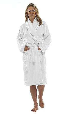 Lora Dora Girls 100/% Cotton Towelling Dressing Gown
