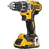 DEWALT-DCD791D2-20V-MAX-XR-Li-Ion-05-20Ah-Brushless-Compact-DrillDriver-Kit