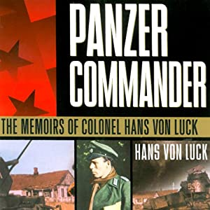 Panzer Commander Audiobook