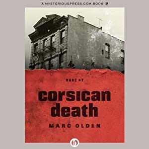 Corsican Death Audiobook