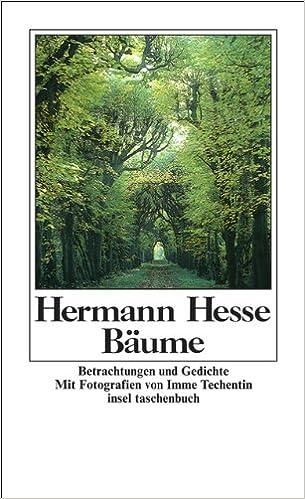 Bäume Betrachtungen Und Gedichte Hermann Hesse