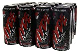 Hyde Power Potion Energy Drink, 350 mg Caffeine, Plus TeaCrine, Carnitine, BCAA, CoQ10 & Citrulline, 16 oz, Great Tasting, Carbonated, 12 count (Island Punch Flavor)