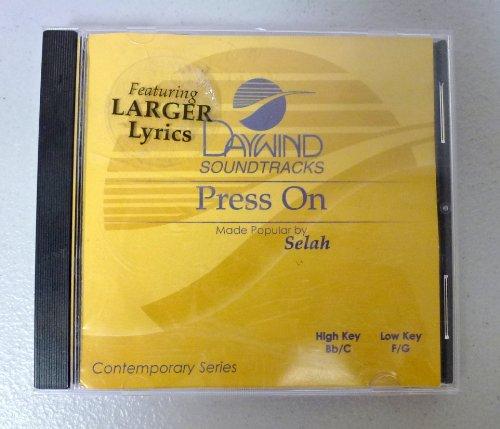 Press On Album Cover