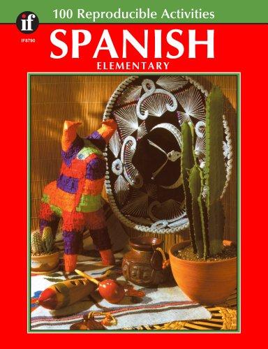 (Spanish, : Elementary ( 100 Reproducible Activities) )