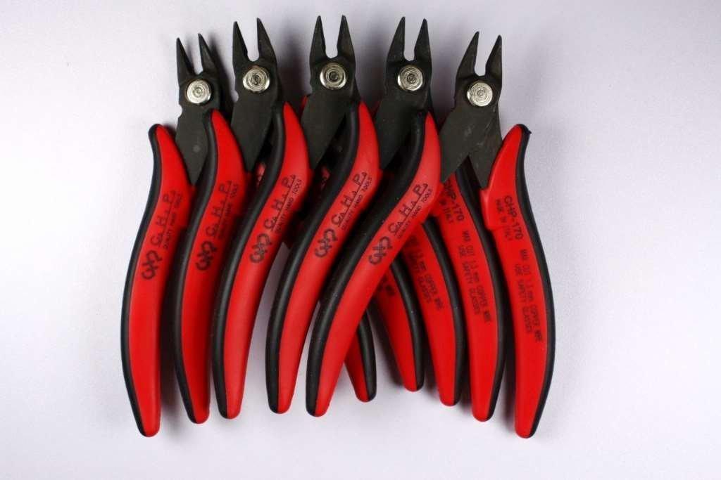 Hakko CHP Micro Cutter, Clean Cut, 16 AWG (set of 5) by Hakko