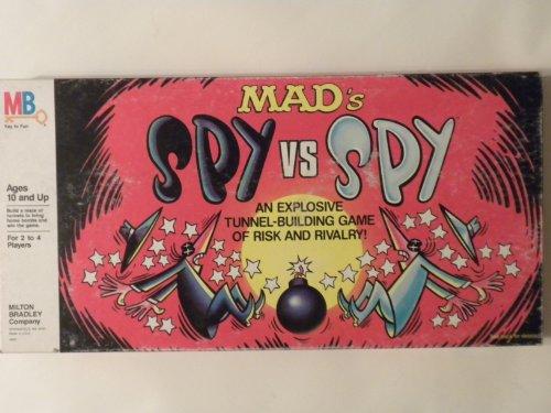 Mad's Spy vs Spy by Milton Bradley ()