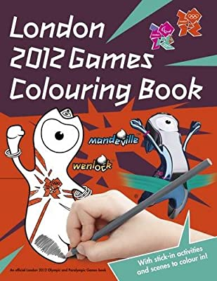 Olympics Mascot Coloring Pages | Free | Olympic Flags | Torches | 400x309