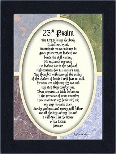 Psalm 23 Framed - 3