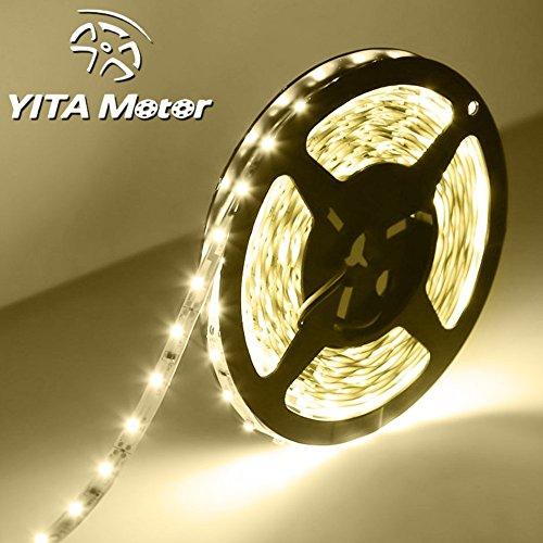 YITAMOTOR Light Strip White 4500K
