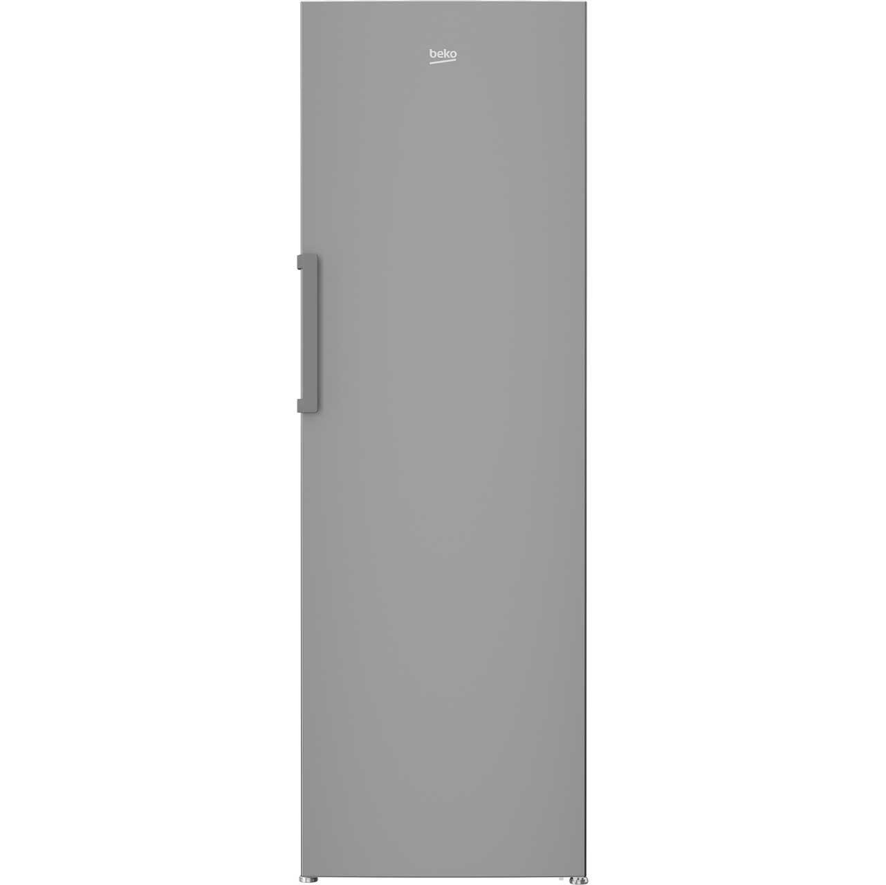 Beko LRP1685X Freestanding Larder Fridge -Stainless Steel