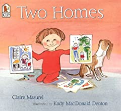 """""""Parents looking for a book about separation or divorce will find few offerings as positive, matter-of-fact, or child-centered as this one. . . . Simple, yet profoundly satisfying."""" —Booklist(starred review)At Mommy's house, Alex has a soft..."""