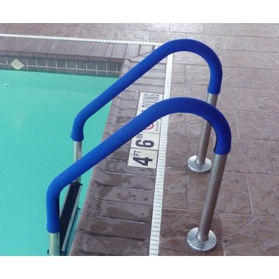 Blue Wave NE1253 Blue Grip for Pool Handrails, 8-Feet, Each (Inground Pool Accessories)