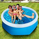 CORATED Inflatable Swimming Pool for Kids and