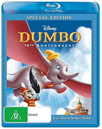 Dumbo Blu-ray [Special Edition]