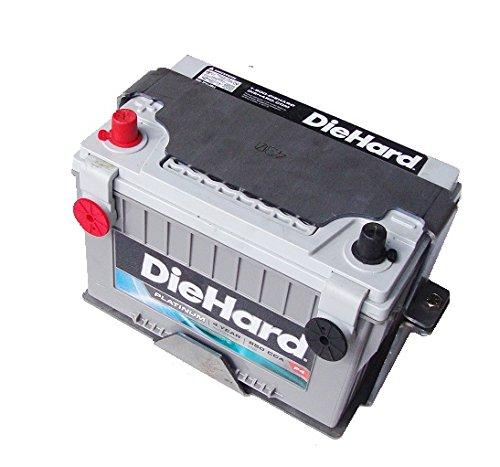 Barnes 4WD B4WK0061 - Odyssey Diehard Battery Box