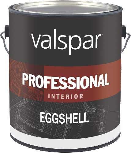 VALSPAR PAINT 11802 Interior Latex Paint Swiss Coffee Eggshell, 7.75'' x 7.5'' x 7.5''