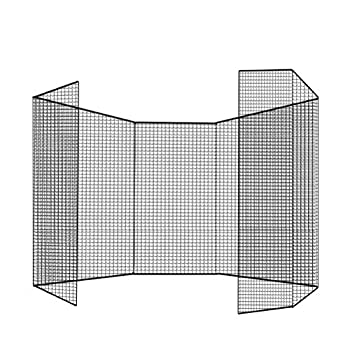Image of Aoneky Replacement Discus Cage Net - 12' x 55' Cages