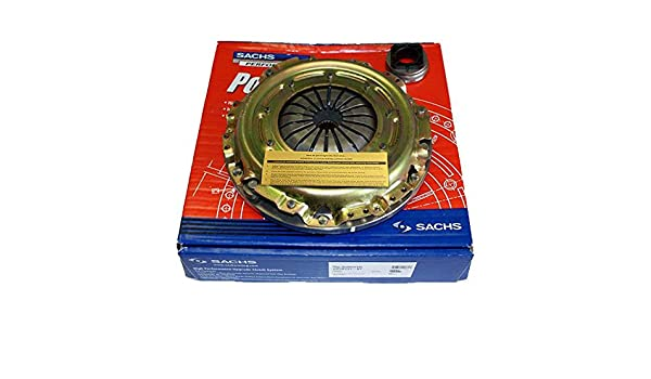 Amazon.com: SACHS RACING CLUTCH KIT+FLYWHEEL ECLIPSE GS TALON ESi NEON STRATUS AVENGER 2.0L: Automotive