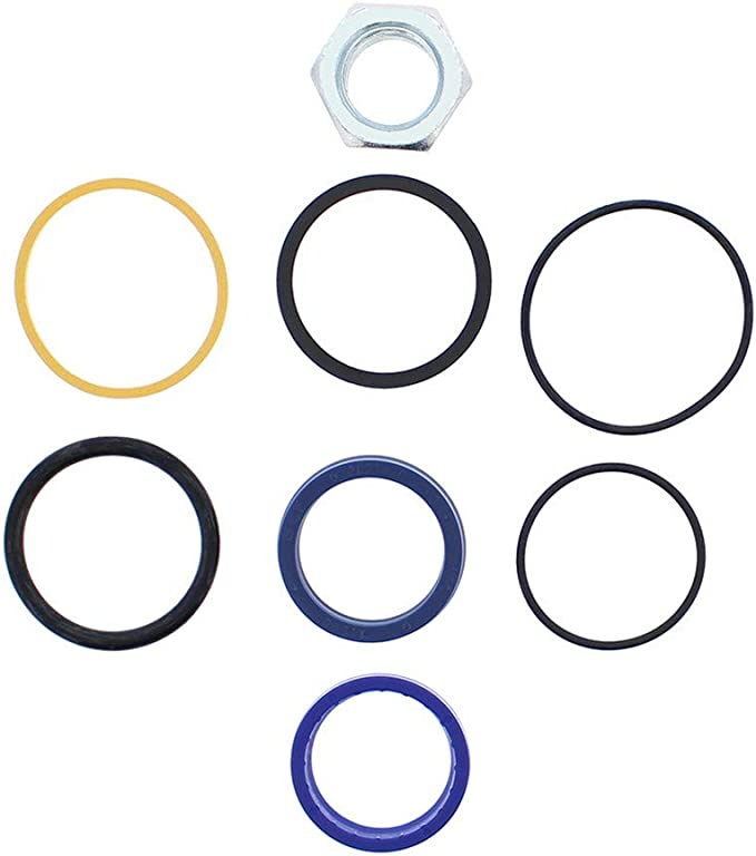 Complete Tractor 7753 New Hydraulic Cylinder Seal Kit for Bobcat 753 763 Skid Steer 7135558
