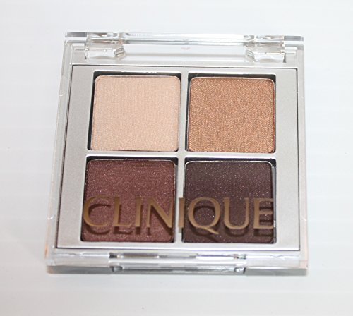 Clinique All About Shadow Quad 0.11oz/3.2g - 03 Morning Java - Trial Size