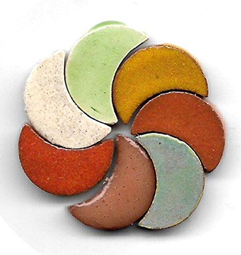 - Mosaic-Minis Moon,Mix Varied 100 Micro