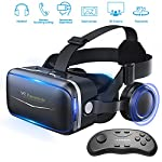Pansonite 3D VR Pansonite 3D VR is the highest quality for this price in the market. Turn your smartphone into a virtual reality viewer, experience the immersive, fun and exciting world of VR.  Perfect Sound Performance The special sound field techno...