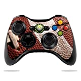 xbox 360 controller cover nfl - MightySkins Skin For Microsoft Xbox 360 Controller - Football | Protective, Durable, and Unique Vinyl Decal wrap cover | Easy To Apply, Remove, and Change Styles | Made in the USA