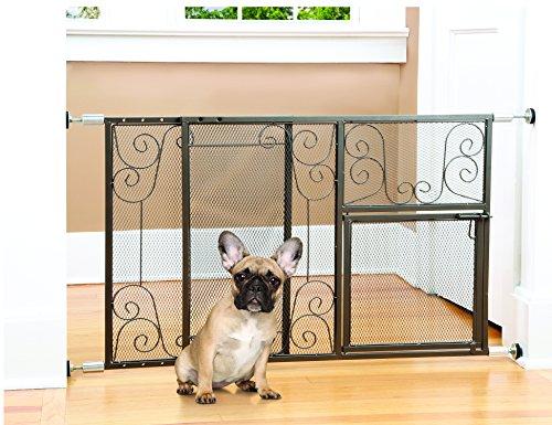 Expandable Metal Pet Gate