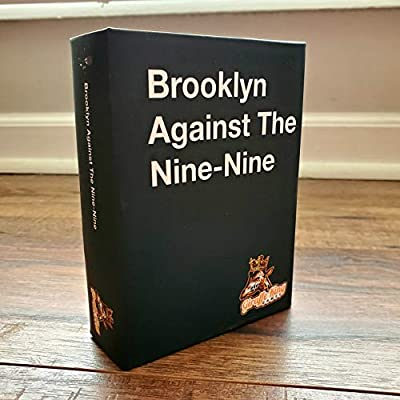 Brooklyn Against The Nine-Nine: Toys & Games