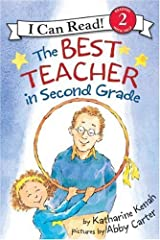 The Best Teacher in Second Grade (I Can Read Level 2) Kindle Edition