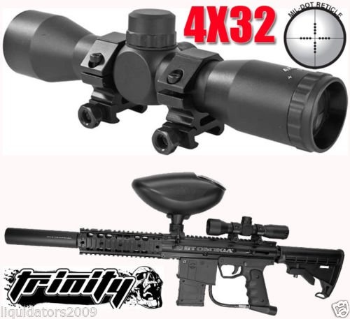 trinity-supply-4x32-rifle-scope-for-paintball-guns-paintball-gun-scope-paintball-gun-sight-bt-omega-