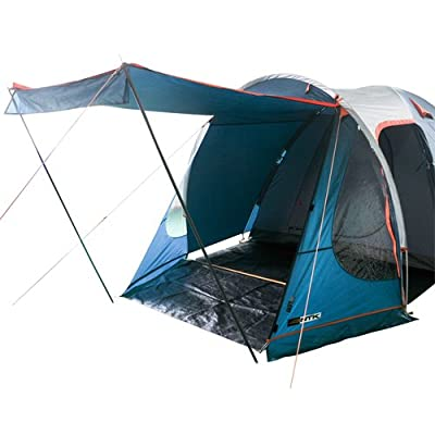 NTK Indy GT XL sleeps up to 6 person 14.2 by 8.0 Foot Sport Camping Tent 100% Waterproof 2500mm