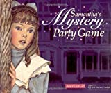 Samanthas Mystery Party Game, , 1584859865
