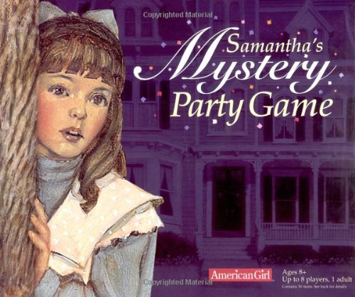 Samantha's Mystery Party Game (American Girl Collection)