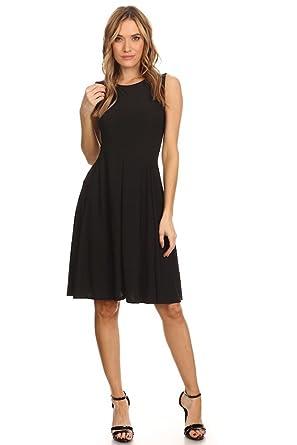 06a5574069b Karen T Design Sleeveless Short Dress